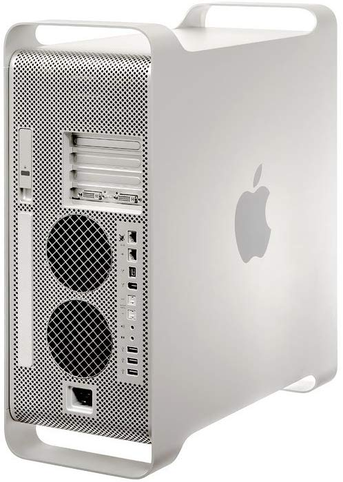 PowerMac G5 back